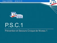 CoDep34: Formation secourisme PSC-1